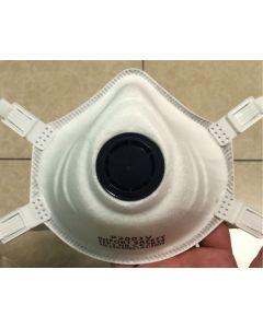 FFP3 Valved Moulded Mask