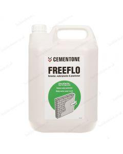 Cementone 5 Litre Freeflow Waterproofer And Plasticiser