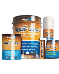 White Seal It Liquid Membrane 20Lt