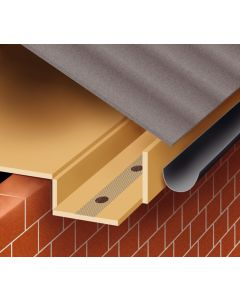 Soffit Vent Fly Mesh Stainless Steel 75mm x 30 metres Roll
