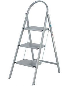 3 Tread Grey Stepstool