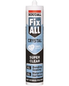 Soudal Fixall Clear