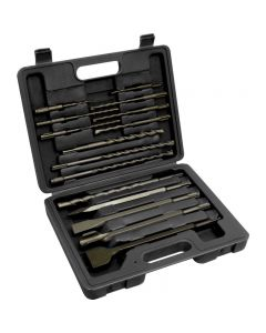 Electricans 11pc Holesaw Kit
