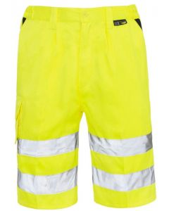 Hi Viz Shorts Large