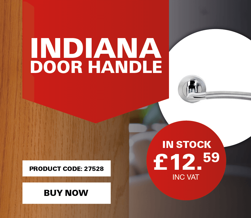 Indiana Dual Finish Handle