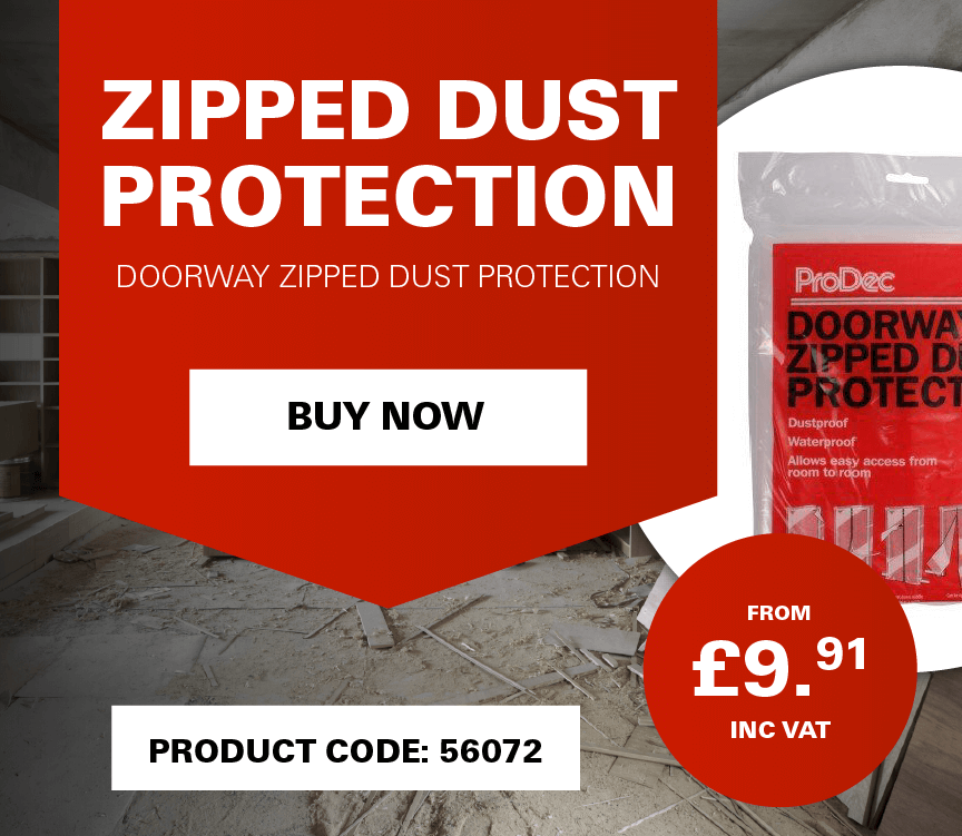 Zipped Dust Protector