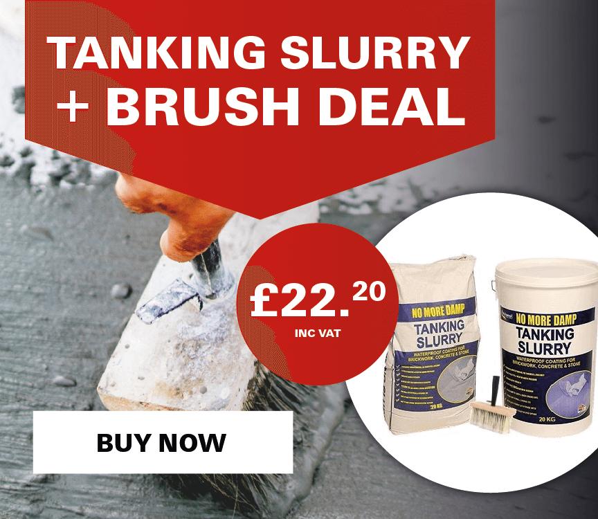 Tanking Slurry & Brush Deal