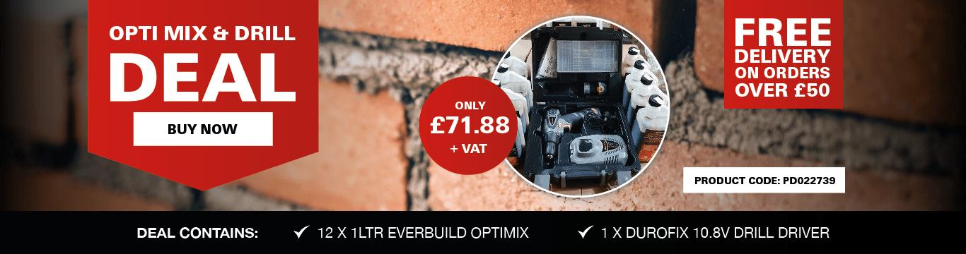 Opti Mix & Drill Deal