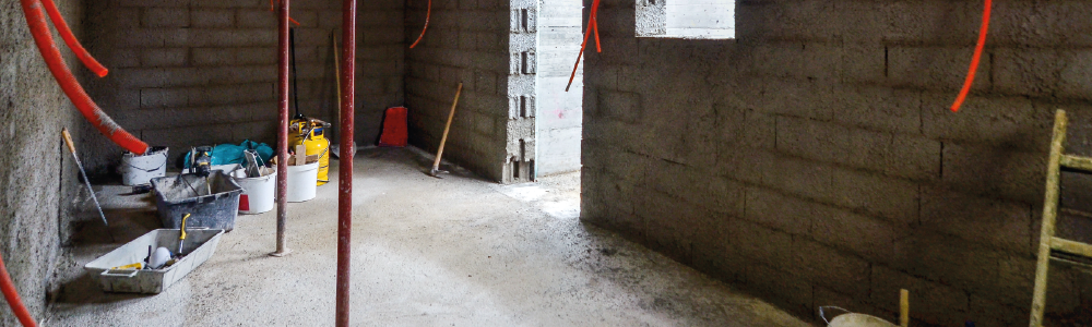 Why is tanking slurry so useful in damp proofing?