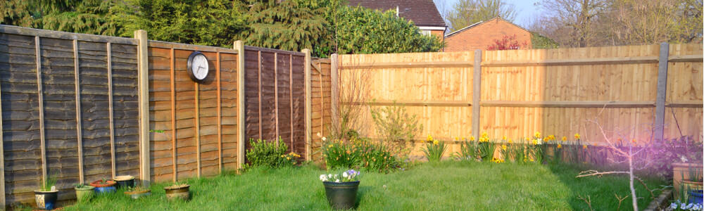The 3 most important top tips for building sturdy DIY fencing